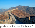 Great Wall in the morning 19347573