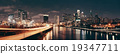 Philadelphia Skyline 19347711
