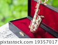 中音薩克斯 器械 薩克斯管 19357017