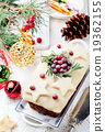 Traditional Christmas Fruit Cake pudding 19362155
