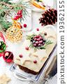 Traditional Christmas Fruit Cake pudding 19362155