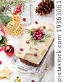 Traditional Christmas Fruit Cake pudding 19363061
