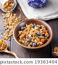 berry blueberry cereal 19363404