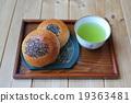 红豆饼 面包 便餐 19363481