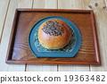 红豆饼 面包 提神 19363482