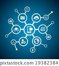Social media concept 19382384