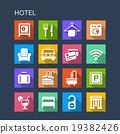 Hotel icon 19382426
