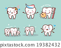 cute cartoon tooth brush concept 19382432