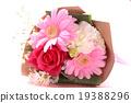 Rose bouquet bouquet Carnation Mother's Day gift Present pink celebration Hula Saar Arrangement thanks 19388296