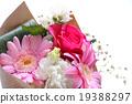 Rose bouquet bouquet Carnation Mother's Day gift Present pink celebration Hula Saar Arrangement thanks 19388297