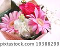Rose bouquet bouquet Carnation Mother's Day gift Present pink celebration Hula Saar Arrangement thanks 19388299