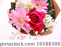 Rose bouquet bouquet Carnation Mother's Day gift Present pink celebration Hula Saar Arrangement thanks 19388300