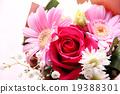 Rose bouquet bouquet Carnation Mother's Day gift Present pink celebration Hula Saar Arrangement thanks 19388301
