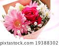 Rose bouquet bouquet Carnation Mother's Day gift Present pink celebration Hula Saar Arrangement thanks 19388302