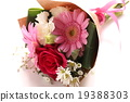 Rose bouquet bouquet Carnation Mother's Day gift Present pink celebration Hula Saar Arrangement thanks 19388303