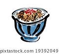 食物 丼物(蓋澆飯) 食品 19392049