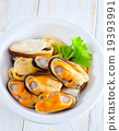 mussels 19393991