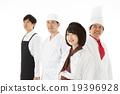 음식점 직원 19396928
