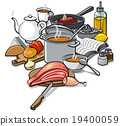 cooking food 19400059