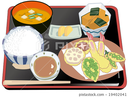 天妇罗 食物 食品 19402041