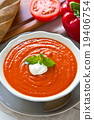 Tomato with Bell pepper soup 19406754