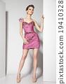 美丽 漂亮 裙子 19410328