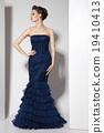 美丽 漂亮 裙子 19410413
