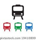 Train Icon 19410899