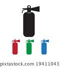 Fire Extinguisher Icon 19411043