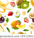 berries, colorful, fruits 19412601