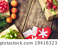 Christmas vintage backgrounds 19416323
