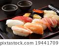寿司 日本食品 日本料理 19441709