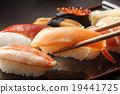 寿司 鲑鱼 寿司球 19441725