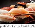 寿司 鲑鱼 寿司球 19441726