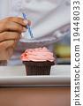 蜡烛 纸杯蛋糕 杯子蛋糕 19448033