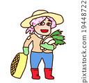 農業 農作 農事 19448722