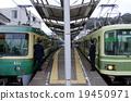 에노덴, 에노시마 전철, 플랫폼 19450971