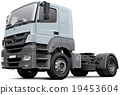 European commercial freight vehicle 19453604
