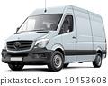 European delivery van 19453608