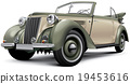 European prewar luxury convertible 19453616