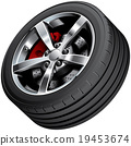 wheel car sports 19453674