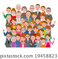 多人 群眾 人群 19458823