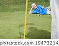 高尔夫球 男人 男性 19473214