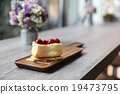 cherry cheese cake 19473795