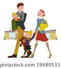 購物 人 人物 19480533