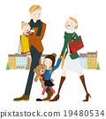 購物 人 人物 19480534