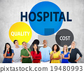 Hospital Quality Cost Healthcare Treatment Concept 19480993