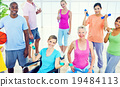 basketball, fitness, gym 19484113