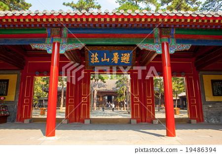 Chengde imperial summer resort scenery 19486394