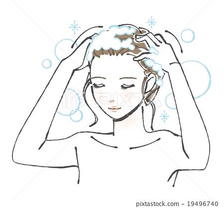 洗髮精 女性 女 19496740